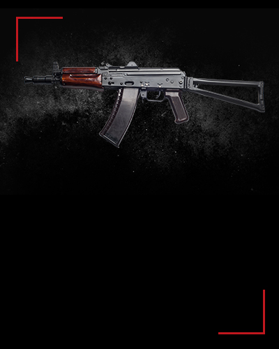 AKS-74U<br /> 3 zł / strzał