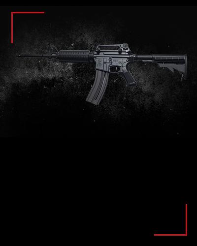 Colt M4 .22 LR<br /> 1,20 zł / shot