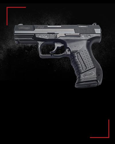 Walther P99<br /> 2 zł / strzał
