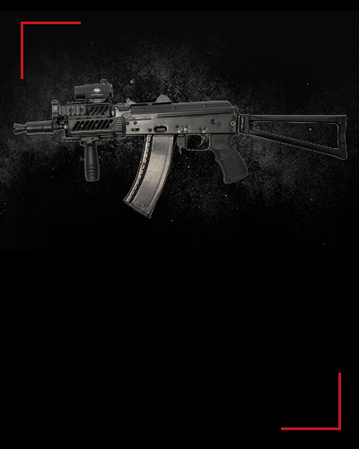 AKS-74U<br /> 3 zł / shot