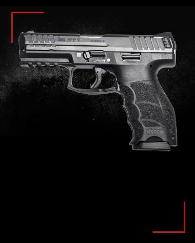 HK SFP9<br /> 2 zł / strzał