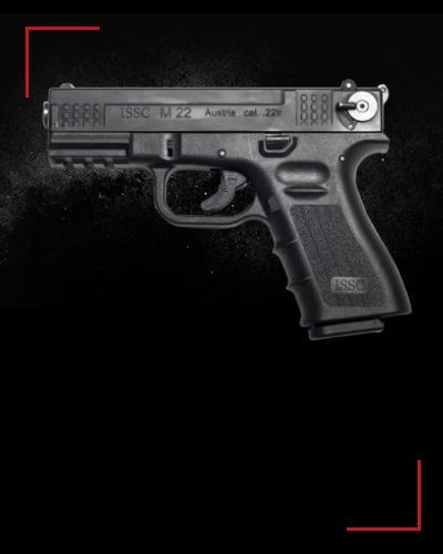 ISSC M22<br /> 1,20 zł / strzał