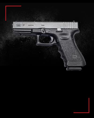 GLOCK 17 Advantage Arms conversion<br /> 1,2 zł / shot