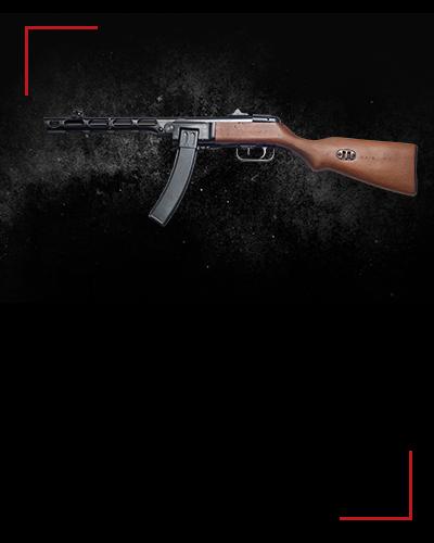 PPSz-41<br /> 3 zł / shot