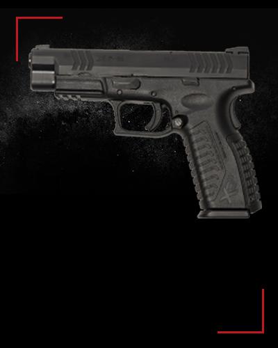 XDM 4,5'<br /> 2,50 zł / strzał