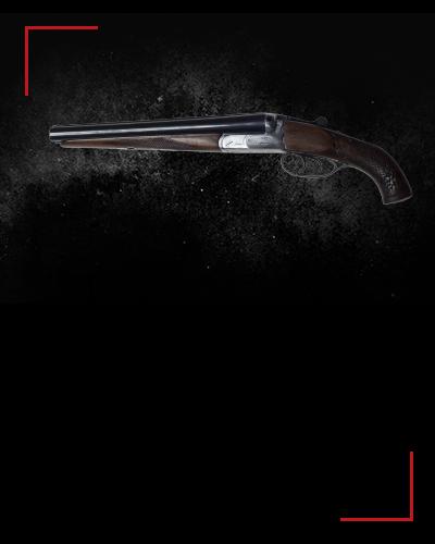 Sawed-off shotgun<br /> 5 zł / shot