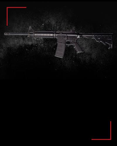 S&W M&P15 (M4)<br /> 4 zł / strzał